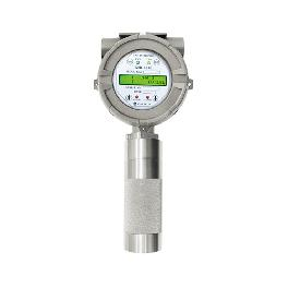 Gas detector continuous detection of flammable, CO2, CO and N2O gases in explosion hazardous area