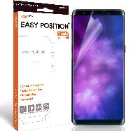 Easy Position Magic Film for Note8 with Shock Absorption, Easy Installation and Restoration