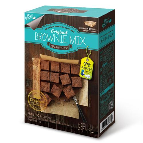Premium Mix (Original Brownie Mix) | bread mix, bakery, bread ingredient