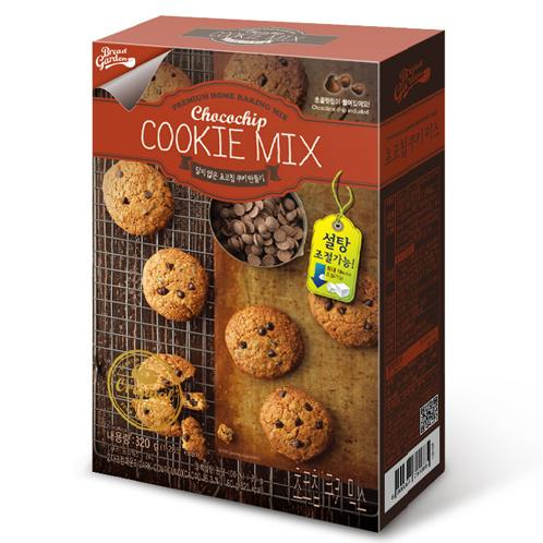 Premium Mix (Chocochip Cookie Mix) | bread mix, bakery, bread ingredient