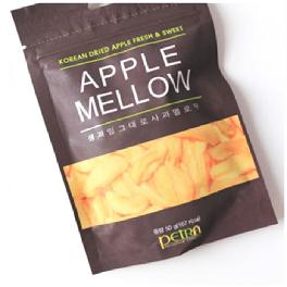 Korea Petra Best Health Snack Food Real Delicious Dried Fruit Apple Mellow
