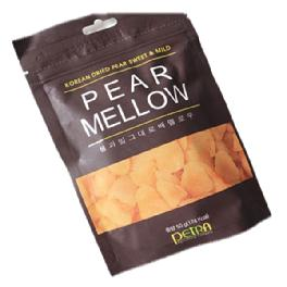 Korea Petra Best Healthy Nutrient-Rich Delicious Snack Food Dried Fruit Pear Mellow