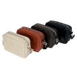 ANTI-THEFT LEATHER TRAVEL BAG (WLB)