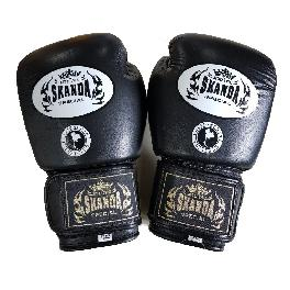 Skanda Leather Boxing Gloves 3 colors made of the finest cow leather for fighting player
