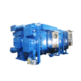Single Effect Double Lift Low Temperature Hot Water Driven Absorption Chiller Industrial Waste Water