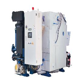 Oil or Gas Fuel Direct Fired Absorption Heat Pump Boiler