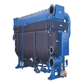 Single-Effect Hot Water Driven Absorption Chiller for Heat Recovery From District Heating Waste Wate