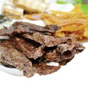 COW LUNG JERKY 50g