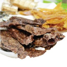 It's OK, It's Handmade COW LUNG JERKY 50g