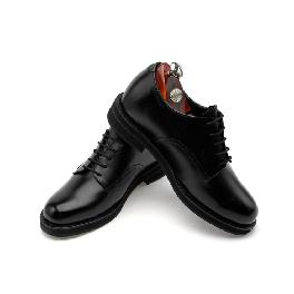 HANDMADE ELEVATOR Men's DRESS DERVY SHOES(EL0025BK) 240~290mm for men