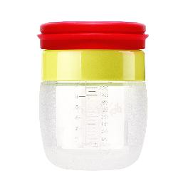 Drama silicone snack cup 200ml (Lime)