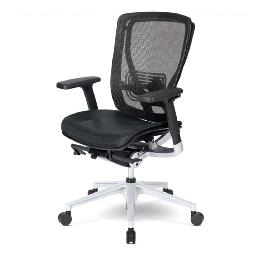 ChairPlus office chair(CPAE-502S) maintains natural and comfortable seating positions over time