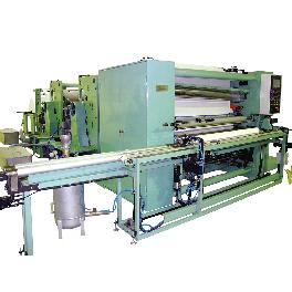 AUTOMATIC TOILET ROLL & KITCHEN TOWEL MAKING MACHINERY