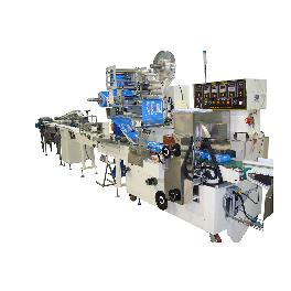 WET TISSUE MAKING MACHINERY (BABY WIPE)