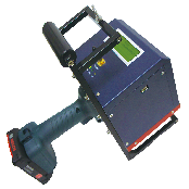 MKP-054 battery operated dot peen marking machine