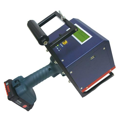 Dot peen marking machine | VIN number marking, Name plate marking, Hand held marking machine, Dot peen marking machine, Marksman