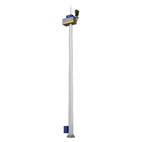 Artpole (AHD Series) | Elevating Pole,Lifting and lowering pole,Unmmaned Security system