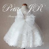 New Fashion Latest Design Cute and Lovely and Beautiful Ririe Short Dress & Lace cap