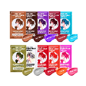 Hair Color hair Treatment Ampoule for hair / hair mask [10Color]