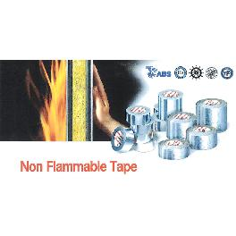 Non-flammable tape Anti-splashing tape approved by class society (KR,BV, DNV, GL, ABS, NK, LR, CCS)