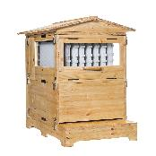 Function heehive for honey extract