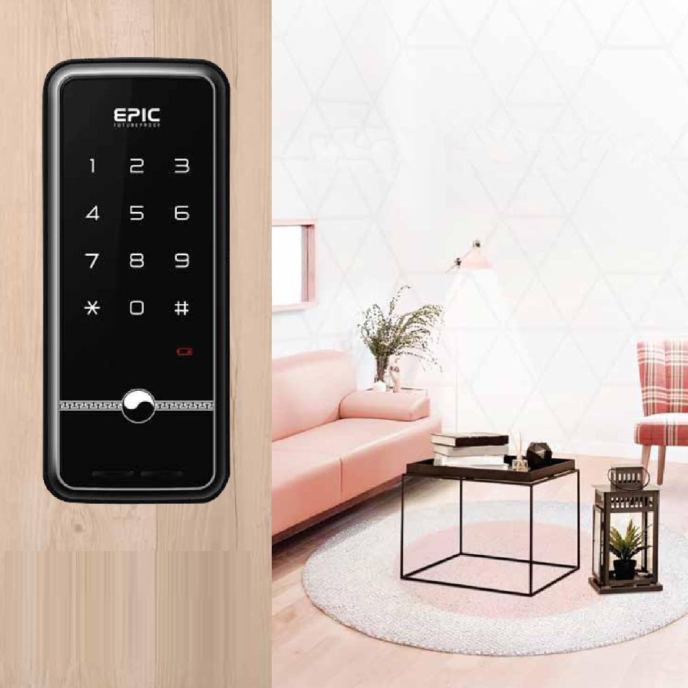 DIGITAL DOOR LOCK EPIC N-TOUCH