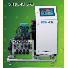 The best product KC certified Smart Farm Nutrient Solution Machine (1000 x 1000 x 1200cm) in Korea