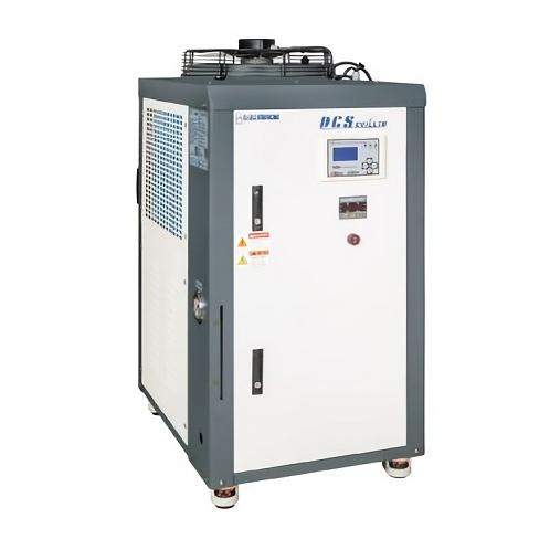 Korea smart High Efficiency safty Refrigeration & Heat Exchange Air Cooled type Oil Chiller | chillers, coolers , refrigeratos, cooling systems, water cooled, Air compressor sets, Heat exchangers, water jakets and cooling system, industrial cooling system, chilling, water cold