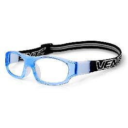 Sports safety goggles that lightly protect your eyes and nose (Blue, Pink, White, Black)