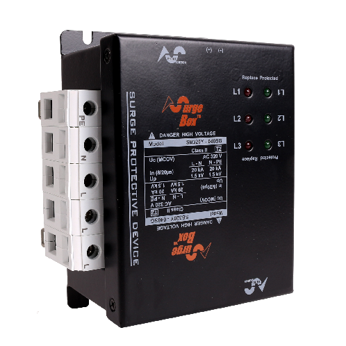 SPDs for Power Lines-SB320Y-040SG | SPD, Surge Protector Device , lightning arrester, solar