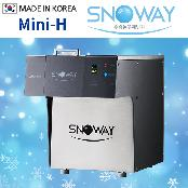 2018 NEW!! SNOWAY Mini-H Snow Ice flake bingsu Machine(Sulbing Machine)