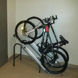 Korea SeoHeong Bicycle Rack Special aluminum Foldable Indoor Bike Rack