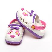 Attractive animal-shaped Pan Character Sandal with kids friendly design and storytelling