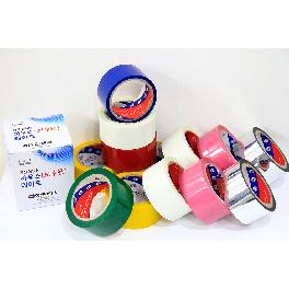 Strong OPPAdhesive Tape made of fabrics with a thickness of 30~50㎛ with various colors