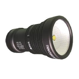 INNOBEAM 40W maximum 4,000Lm, 70min. runtime, continuous same brightness Waterproof light