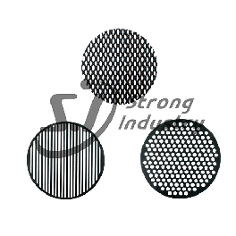 Iridium-plated electrode (IrO2/Ti electrode) Mesh, Plate, Punched plate style