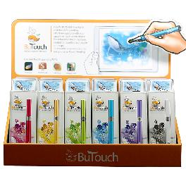 BUTOUCH DIGITAL PAINTING BRUSH Draw your creative on the go/No need Crayon/Paints/Pigments