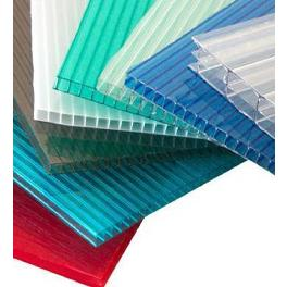 Polycarbonate Multi-layer Sheet for canopy, acade , construction material(wall, roofing skylight)