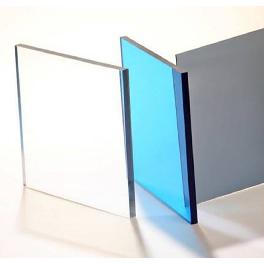 Excellent at impact resistance e and porousness Polycarbonate Single-Layer Sheet with various colors
