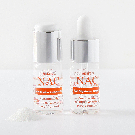 Two-week program for Brightening  GENESIS NAC Brightening Ampoule 10ml x 2ea (made in Korea)