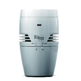Airpot ap-cs10c air cleaner is harmless to the human body by using a titanium dioxide photocatalyst