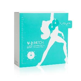 conveniently moisturizing skin Viva Korea V2 patch with nimial oil, palm oil, etc (1BOX (14 pieces))