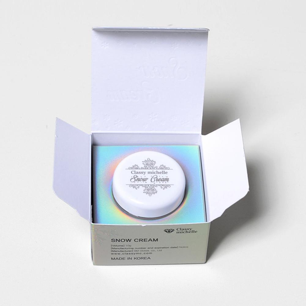 Snow Cream Moisture + Wrinkle prevention + Anti-aging +