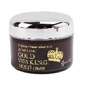 Skinfactory gold vita king cream-facial cream for all skin types contains eco cert chamomile extract
