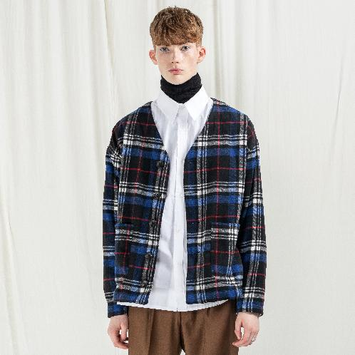 K-FASHION V-NECK JACKET | APPAREL CLOTHING,K-DESIGNER,K-FASHION,MEN CLOTHES
