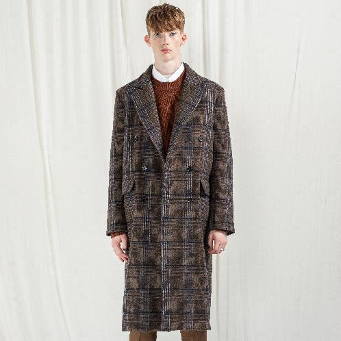 K-FASHION DOUBLE COAT | APPAREL CLOTHING,K-DESIGNER,K-FASHION,MEN CLOTHES