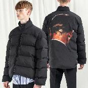 K-FASHION padded jacket (reversible)