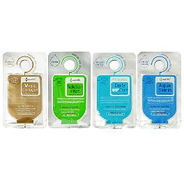 Skinfactory Ampoule Mask Packs & Hydrogel Mask contained 30ml which is highest capacity in domestic