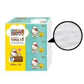 100% pure natural pulp 3 layer HELLO KITTY KITCHEN TOWEL TOK-TOK no color, no formaldehyde, no spice