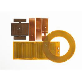 INP polyimide film heater with excellent  thermal diffusion characteristics make it more efficient